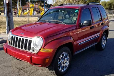 2005 Jeep Liberty for sale in Las Vegas, NV