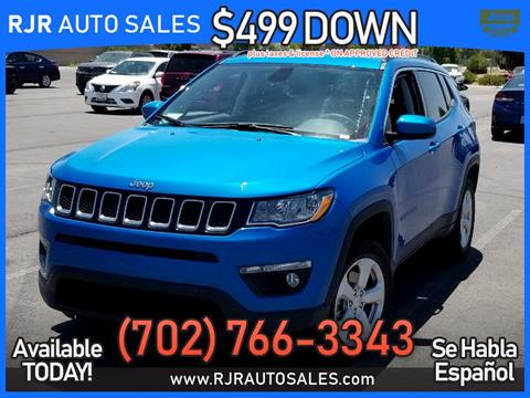 2019 Jeep Compass for sale in Las Vegas, NV