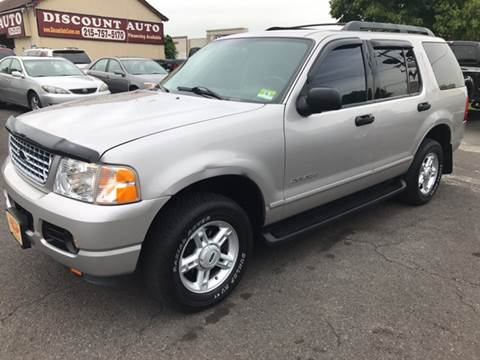 2005 Ford Explorer for sale at Discount Auto in Langhorne PA