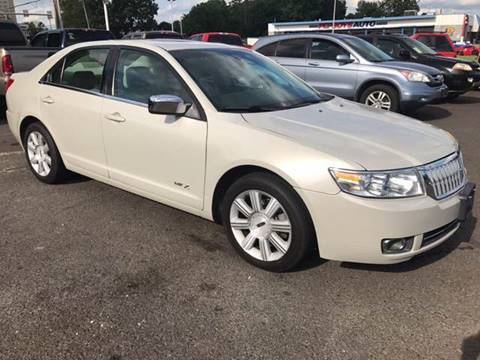 2008 Lincoln MKZ for sale at Discount Auto in Langhorne PA