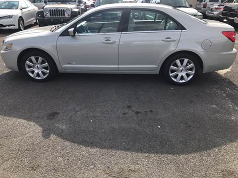 2008 Lincoln MKZ for sale in Langhorne, PA