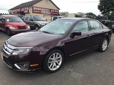2011 Ford Fusion for sale at Discount Auto in Langhorne PA