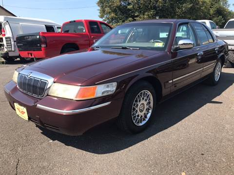 2002 Mercury Grand Marquis for sale in Langhorne, PA
