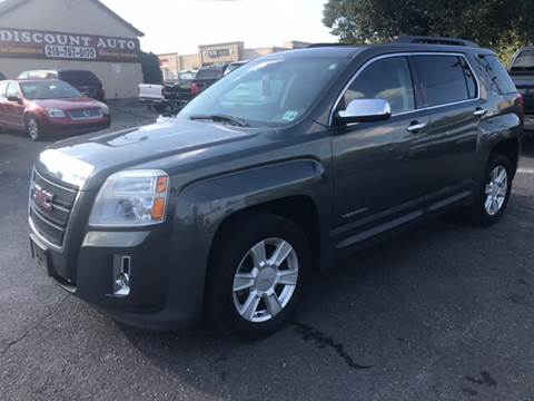 2013 GMC Terrain for sale at Discount Auto in Langhorne PA