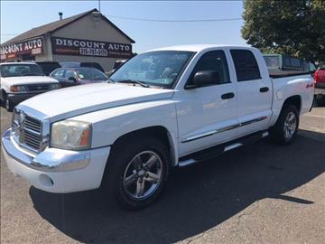 2007 Dodge Dakota for sale at Discount Auto in Langhorne PA