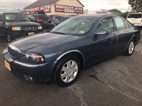 2005 Lincoln LS for sale at Discount Auto in Langhorne PA