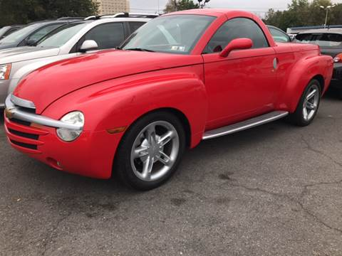 2004 Chevrolet SSR for sale in Langhorne, PA