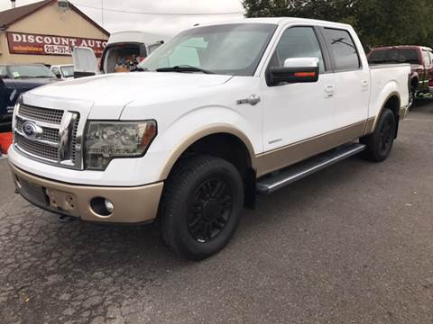 2011 Ford F-150 for sale in Langhorne, PA