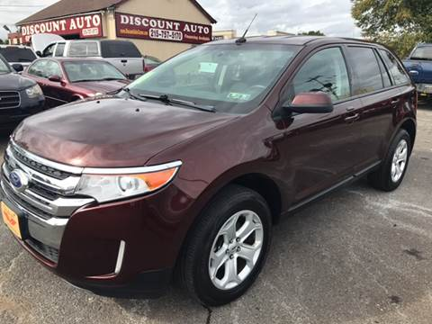 2012 Ford Edge for sale in Langhorne, PA