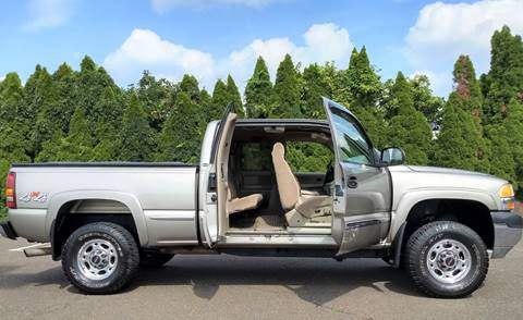 2001 GMC Sierra 2500HD for sale in Langhorne, PA