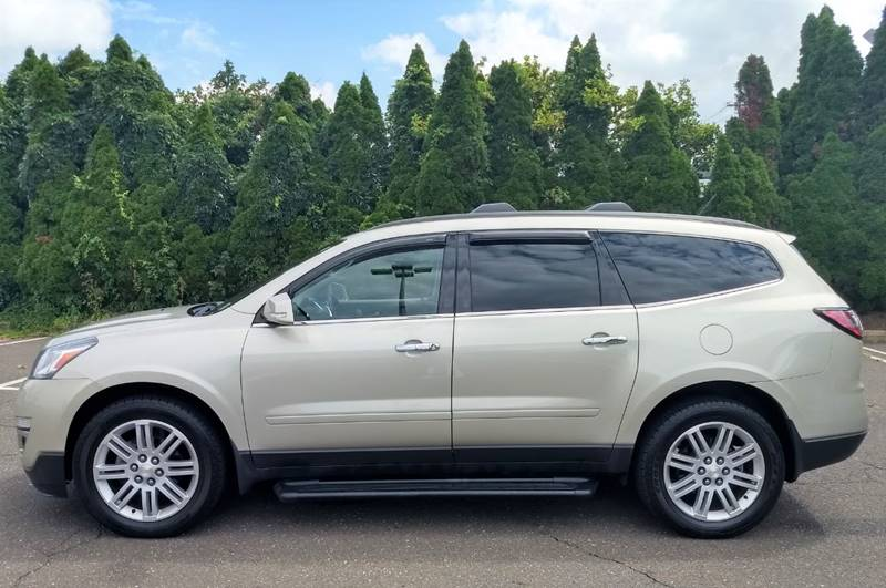 2013 Chevrolet Traverse Lt In Langhorne Pa Discount Auto