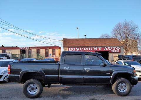2003 GMC Sierra 2500HD for sale in Langhorne, PA