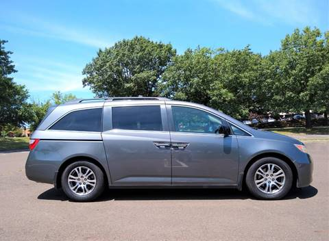 2011 Honda Odyssey for sale in Langhorne, PA