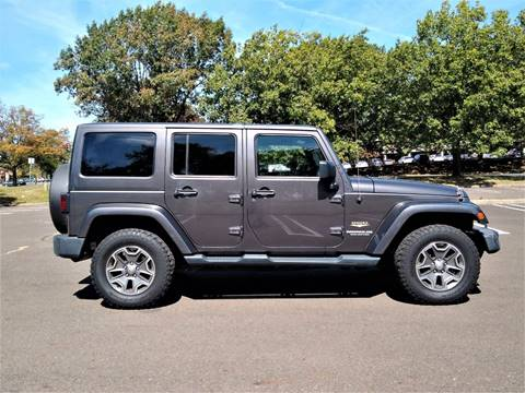 2014 Jeep Wrangler Unlimited for sale in Langhorne, PA