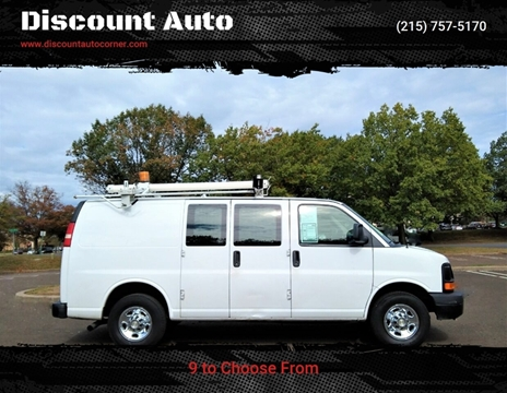 2009 Chevrolet Express Cargo for sale in Langhorne, PA