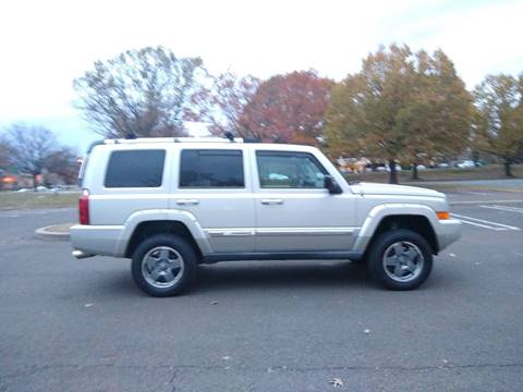 2006 Jeep Commander for sale in Langhorne, PA