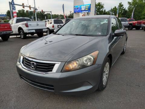2009 Honda Accord for sale at P J McCafferty Inc in Langhorne PA