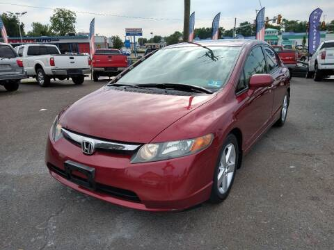 2008 Honda Civic for sale at P J McCafferty Inc in Langhorne PA