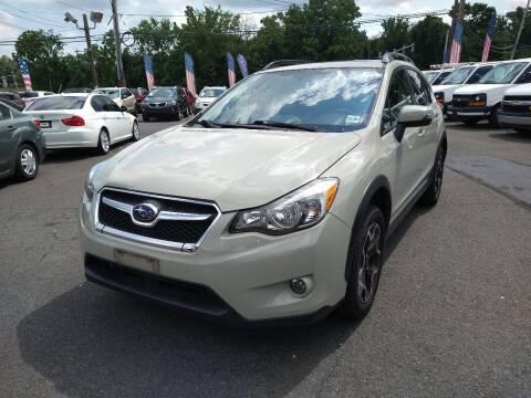 2015 Subaru XV Crosstrek for sale at P J McCafferty Inc in Langhorne PA