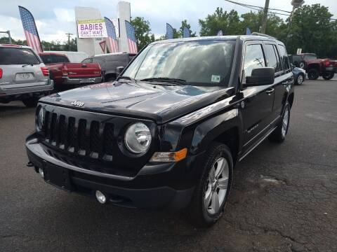 2015 Jeep Patriot for sale at P J McCafferty Inc in Langhorne PA