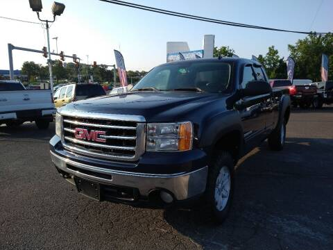 2012 GMC Sierra 1500 for sale at P J McCafferty Inc in Langhorne PA