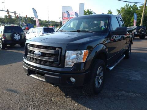 2014 Ford F-150 for sale at P J McCafferty Inc in Langhorne PA