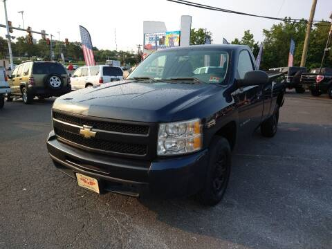 2011 Chevrolet Silverado 1500 for sale at P J McCafferty Inc in Langhorne PA