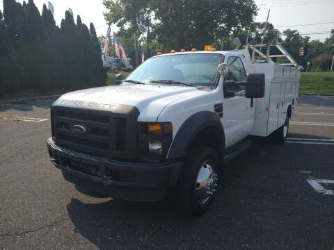 2009 Ford F-550 Super Duty for sale at P J McCafferty Inc in Langhorne PA