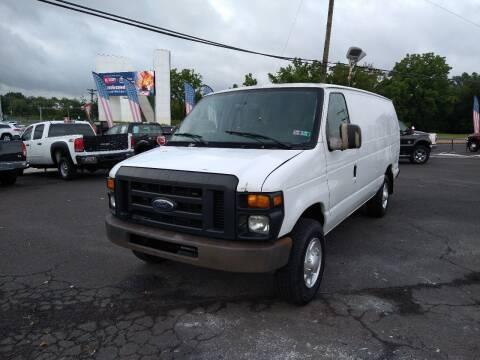 2012 Ford E-Series Cargo for sale at P J McCafferty Inc in Langhorne PA