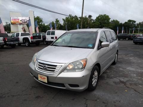 2009 Honda Odyssey for sale at P J McCafferty Inc in Langhorne PA