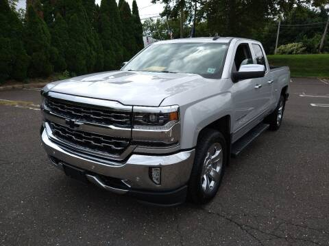 2016 Chevrolet Silverado 1500 for sale at P J McCafferty Inc in Langhorne PA
