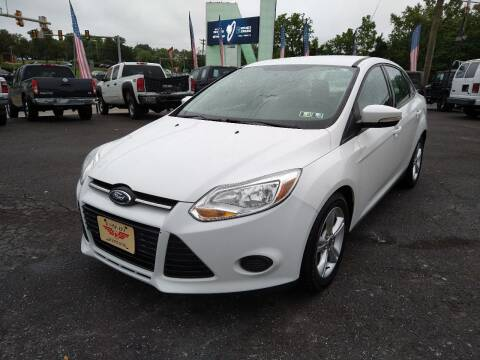 2013 Ford Focus for sale at P J McCafferty Inc in Langhorne PA