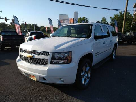 2011 Chevrolet Suburban for sale at P J McCafferty Inc in Langhorne PA