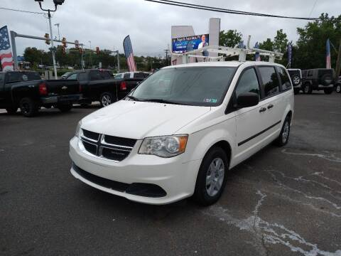2011 Dodge Grand Caravan for sale at P J McCafferty Inc in Langhorne PA