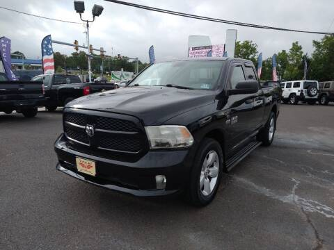 2014 RAM Ram Pickup 1500 for sale at P J McCafferty Inc in Langhorne PA