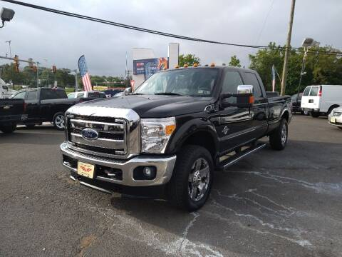 2011 Ford F-250 Super Duty for sale at P J McCafferty Inc in Langhorne PA