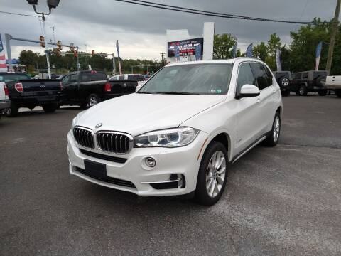 2014 BMW X5 for sale at P J McCafferty Inc in Langhorne PA