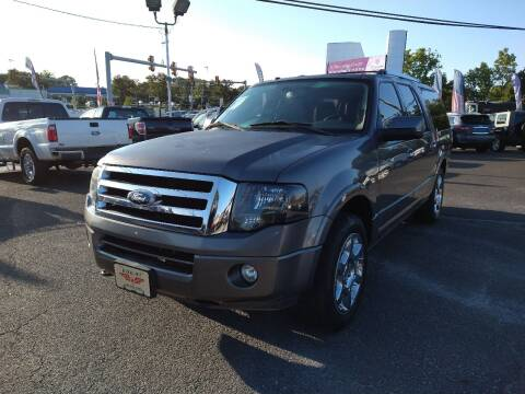 2014 Ford Expedition EL for sale at P J McCafferty Inc in Langhorne PA