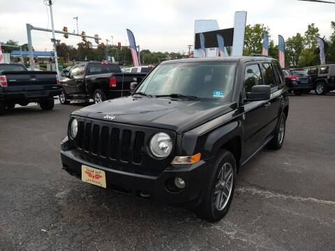 2009 Jeep Patriot for sale at P J McCafferty Inc in Langhorne PA