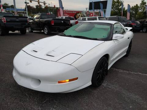 1997 Pontiac Firebird for sale at P J McCafferty Inc in Langhorne PA