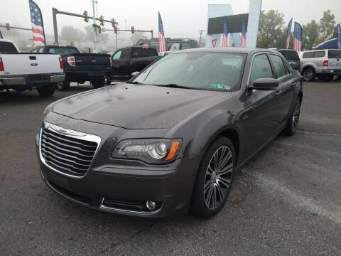 2014 Chrysler 300 for sale at P J McCafferty Inc in Langhorne PA