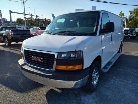 2017 GMC Savana Cargo for sale at P J McCafferty Inc in Langhorne PA