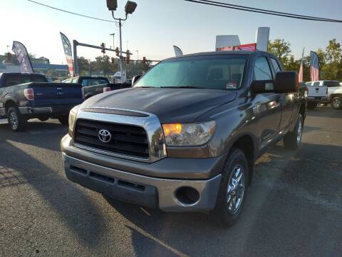 2007 Toyota Tundra for sale at P J McCafferty Inc in Langhorne PA