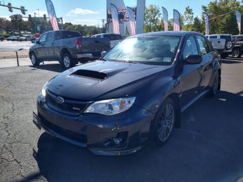 2014 Subaru Impreza for sale at P J McCafferty Inc in Langhorne PA
