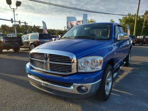 2007 Dodge Ram Pickup 1500 for sale at P J McCafferty Inc in Langhorne PA