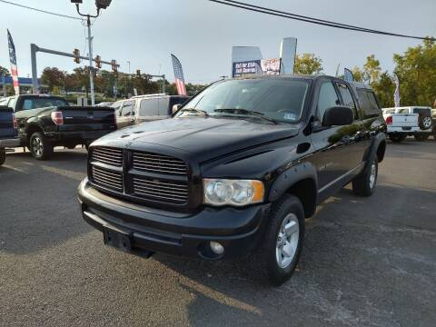 2003 Dodge Ram Pickup 1500 for sale at P J McCafferty Inc in Langhorne PA