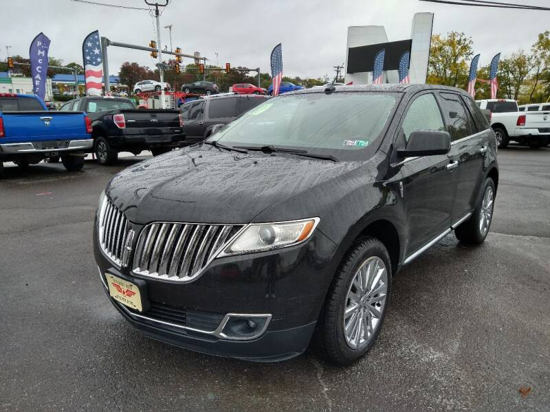 2011 Lincoln MKX for sale at P J McCafferty Inc in Langhorne PA