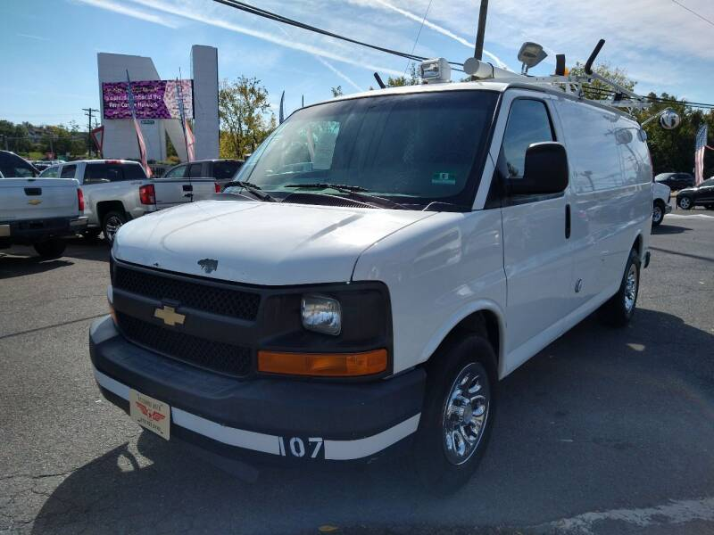 2010 Chevrolet Express Cargo for sale at P J McCafferty Inc in Langhorne PA