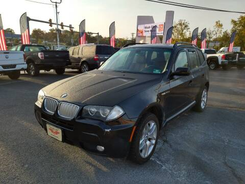 2007 BMW X3 for sale at P J McCafferty Inc in Langhorne PA