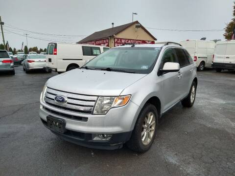 2010 Ford Edge for sale at P J McCafferty Inc in Langhorne PA